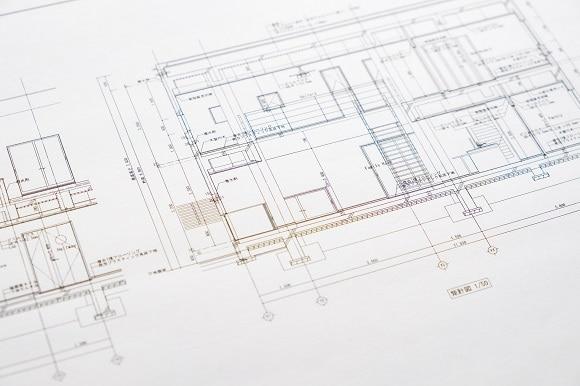 Skizze Bauplan